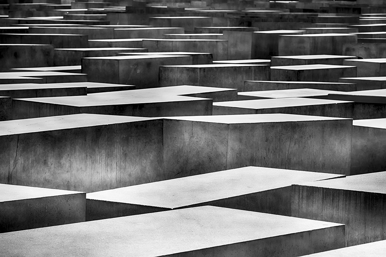 Jewish Memorial Berlin - Photography