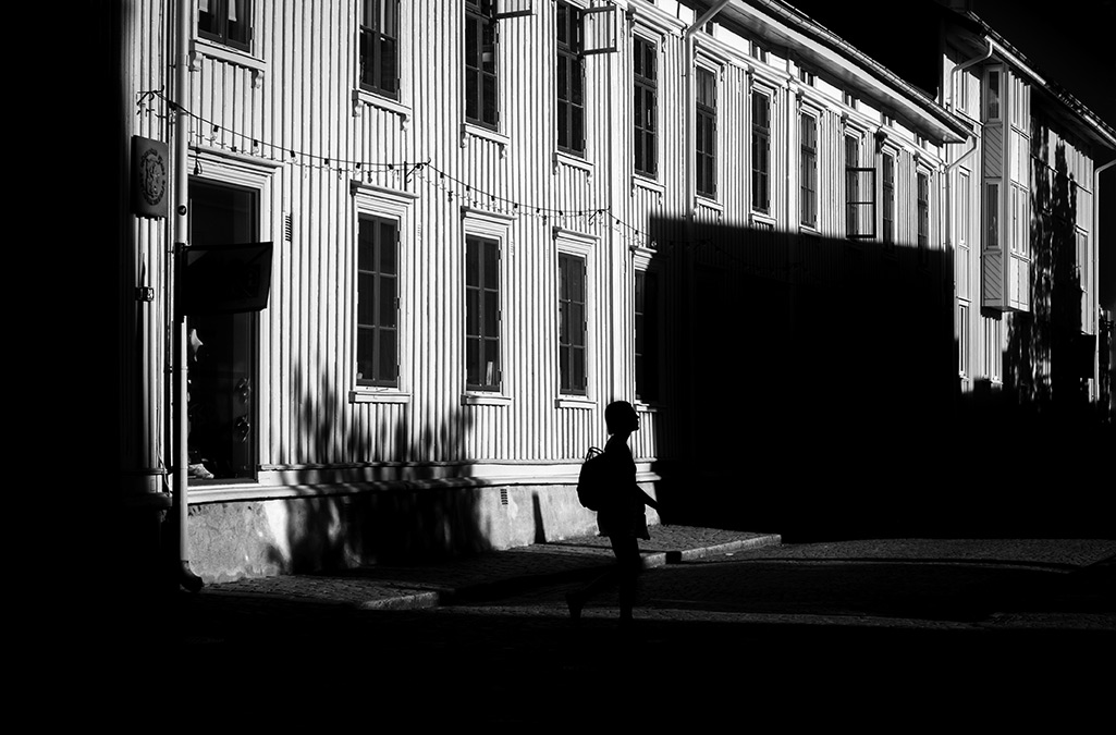 Street Photography in Gothenburg