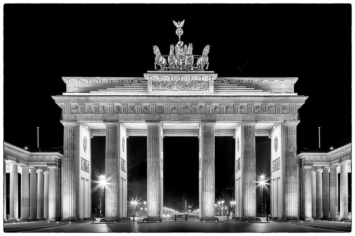 Brandenburger Tor - Berlin Photography